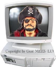 Les pirates font sauter le verrou de Vista