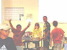 Journée pédagogique du 15.06.2004. à HOSINGEN (LU)