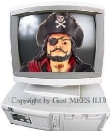 Un pirate condamné à utiliser Windows