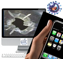 <br><br><b>Une faille de sécurité dans l'iPhone d'Apple</b><br><br>