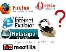 Patchs (mises à jour) critiques pour Internet Explorer et Firefox disponibles<br><br>