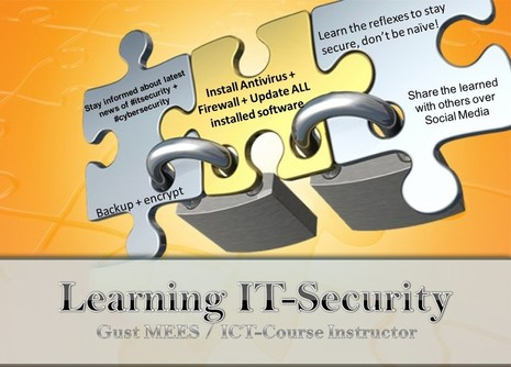 Get smart with 5 minutes tutorials/IT-Security