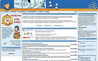Les flux RSS de l'Internet Monitor présents sur le site mySecureIT