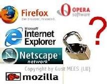 Deux failles dans Explorer, deux dans Firefox...