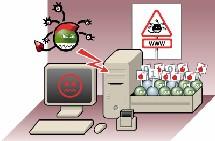 Plus que 10.000 pages web infectées et devenues frauduleuses en une journée<br><br>