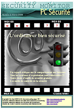 <br><br><b>Security Monitor 2 vient d'être publié</b><br><br>
